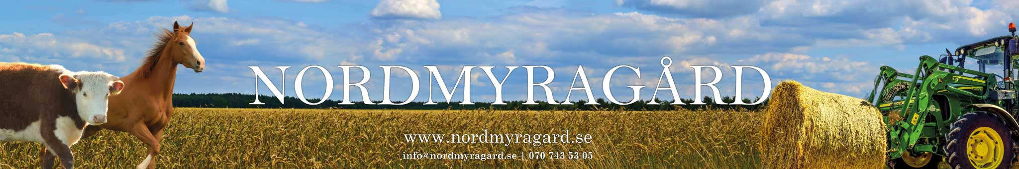 Nordmyra Gård Logotyp